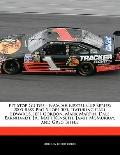 Pit Stop Guides - NASCAR Nextel Cup Series: 2005 Bass Pro Shops 500, featuring Carl Edwards,...