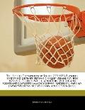 The Sports Championship Series: 2009 NBA Playoffs, featuring Detroit Pistons Charlie Vllanue...