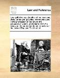 Law quibbles: or, a treatise of the evasions, tricks, turns and quibbles, commonly used in t...