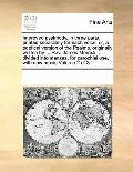 Improved psalmody, in three parts, printed separately for each voice: or, a poetical version...