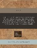 The life of St. Anthony of Padoua With the miracles he wrought both before, and after his de...