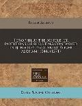 Toxophilus the schole, or partitions of shooting contayned in ij. bookes, vvriten by Roger A...