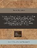 Ecclesia Sancti Pauli illustrata the monuments, inscriptions, and epitaphs, of kings, nobles...