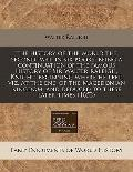 The history of the world the second part, in six books: being a continuation of the famous h...