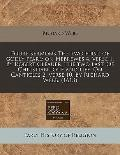 Foure Sermons the Two First, of Godly Feare : On Hebrewes 4. verse 1. by Robert Cleauer. the...
