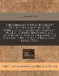 The urinal of physick By Robert Record Doctor of physick. Whereunto is added an ingenious tr...