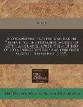 A vocabulary English and Latine Presenting the principal words of both languages, after the ...