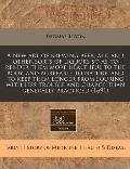 A new art of brewing beer, ale, and other sorts of liquors so as to render them more healthf...