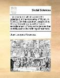 Discourse Which Carried the Præmium at the Academy of Dijon, in Mdccl on This Question, Prop...