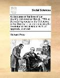Discourse on the Love of Our Country, Delivered on Nov 4, 1789, at the Meeting-House in the ...