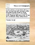 Pleasant and Compendious History of the First Inventers and Instituters of the Most Famous A...