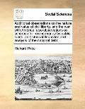 Additional Observations on the Nature and Value of Civil Liberty, and the War with Americ : ...