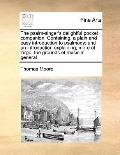Psalm-Singer's Delightful Pocket Companion Containing, a Plain and Easy Introduction to Psal...