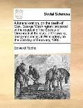 Funeral Oration, on the Death of Gen George Washington : Prepared at the request of the Soci...