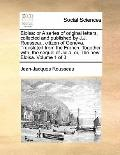 Elois : Or A series of original letters, collected and published by J. J. Rousseau, citizen ...