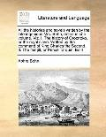 All the Histories and Novels Written by the Late Ingenious Mrs Behn, Entire in One Volume Vi...