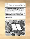 Countryman's Letter Containing a Few Remarks Concerning the Bounty Flax-Seed Imported into I...