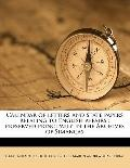 Calendar of Letters and State Papers Relating to English Affairs : Preserved principally in ...