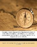 Elementary Arabic : A grammar; being an abridgement of Wright's Arabic grammar to which it w...