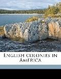 English Colonies in Americ