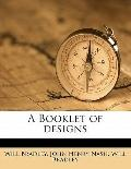 Booklet of Designs