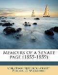 Memoirs of a Senate Page