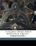 Torquato Tasso, Studi Biografici- Critici- Bibliografici