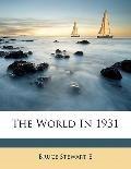 World In 1931