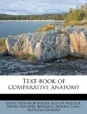 Text-book of comparative anatomy