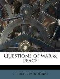 Questions of war & peace