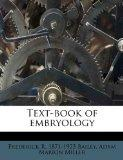 Text-book of embryology