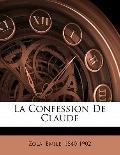 Confession de Claude