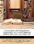 Invariants and Equations Associated with the General Linear Differential Equation