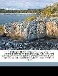 Morgan Expeditions, '70-'71 : XII. Contributions to the geology and physical geography of th...
