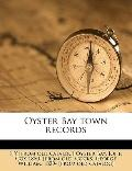 Oyster Bay Town Records