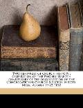 Two Centuries of Church History : Celebration of the two hundredth anniversary of the organi...