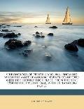 Chronology of North Carolin : Showing when the most remarkable events connected with her his...