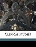 Clerical Studies