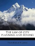 Law of City Planning and Zoning