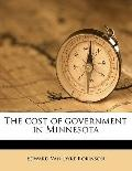 Cost of Government in Minnesot