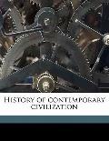 History of Contemporary Civilization