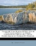 Tsoqalem; a Weird Indian Tale of the Cowichan Monster, a Ballad Foreword by Charles Hill-Tou...