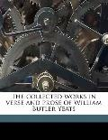 Collected Works in Verse and Prose of William Butler Yeats