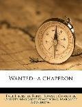 Wanted--A Chaperon