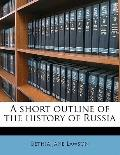 Short Outline of the History of Russi