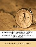 Additional Latin Exercises to North and Hillard's Latin Prose Composition for the Middle For...