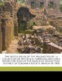 The Battle fields of the Maumee Valley: a collection of historical addresses delivered befor...