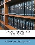 Not Impossible Religion
