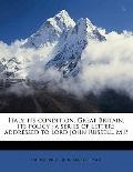 Italy, Its Condition, Great Britain, Its Policy : A series of letters addressed to Lord John...