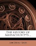 History of Massachusetts